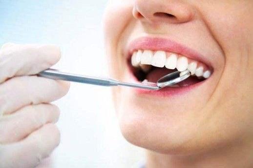 diş kırılması